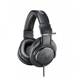 Miliki Segera Audio Technica Ath M20X Professional Studio Monitor Headphones Black