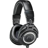 Promo Audio Technica Ath M50X Professional Monitor Headphones Hitam Audio Technica