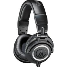Cara Beli Audio Technica Ath M50X Professional Monitor Headphones Hitam