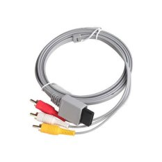 Jual Audio Video Av Game Keluarkan Kabel Kabel Untuk Nintendo Wii Video Game Wii Grosir