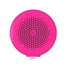 Auluxe Jello X3 Portable Bluetooth Speaker Pink Diskon Indonesia