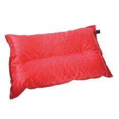 Bantal Tiup Bantal Udara Otomatis Portable Outdoor Travel Populer Hot Seel Merah Promo Beli 1 Gratis 1