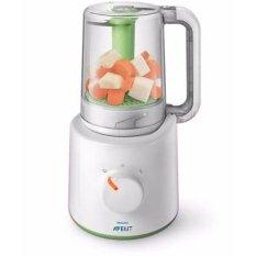 Harga Avent 2 In 1 Healthy Baby Food Maker Steamer Blender Pembuat Makan Sehat Bayi Scf870 20 Dan Spesifikasinya