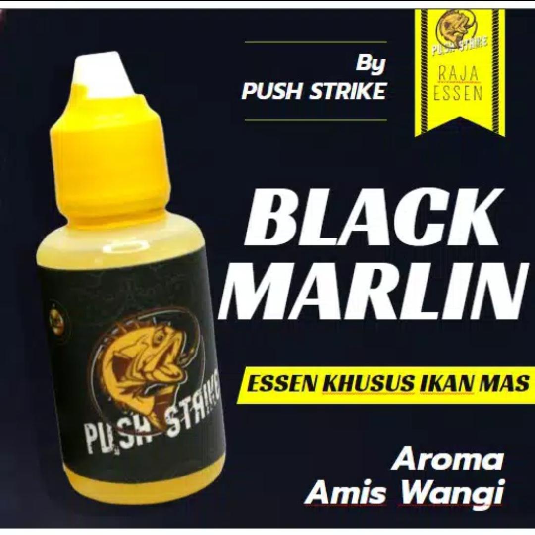 Essen Ikan Mas Push Strike Black Marlin Racikan Umpan Ikan Mas Terbaik 2020 Paling Jos Lazada Indonesia