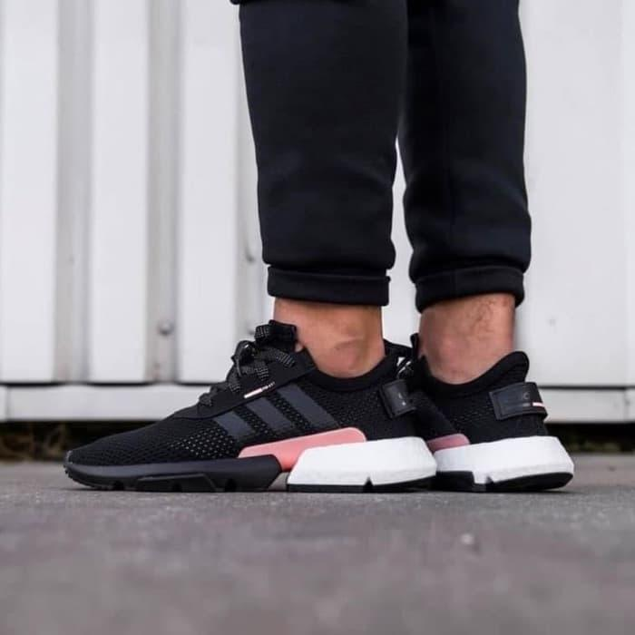 Adidas Pod System 3.1 Black Pink Premium Quality By Shoes12.