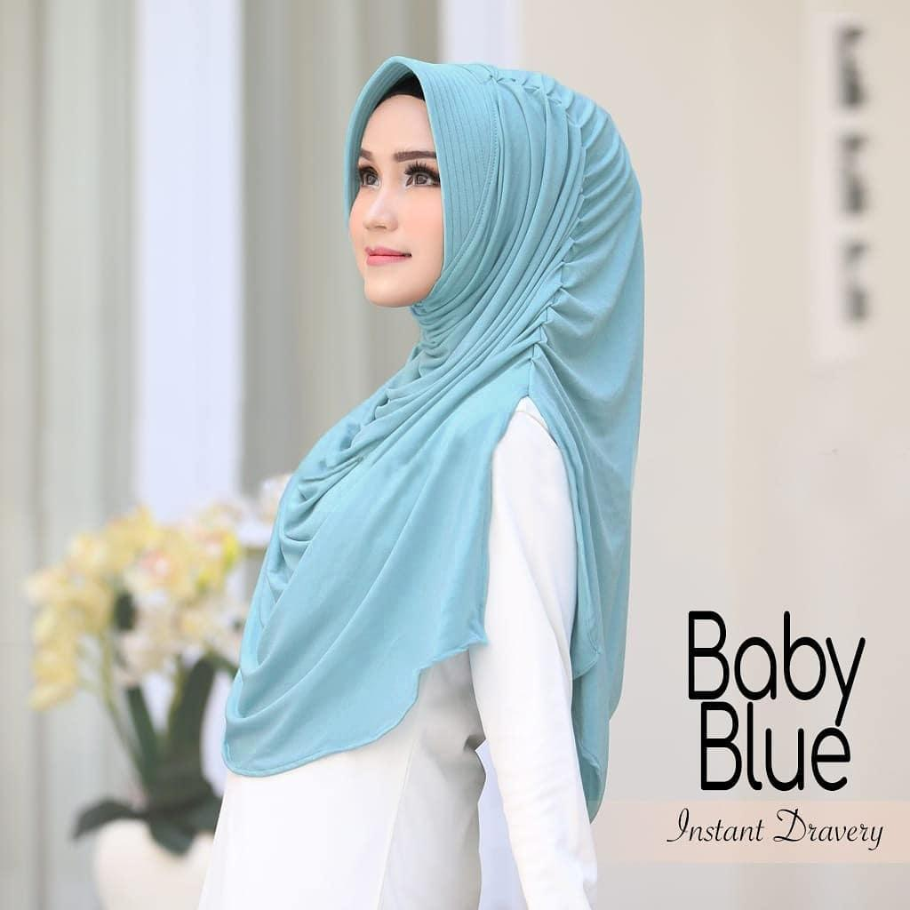 Bellian PROMO Hijab Instan Dravery /Khimar Syari / Jilbab Khimar /Kerudung Khimar /Khimar Instan /Krudung Khimar /Kerudung Instan /Jilbab Instan /Hijanb Instan