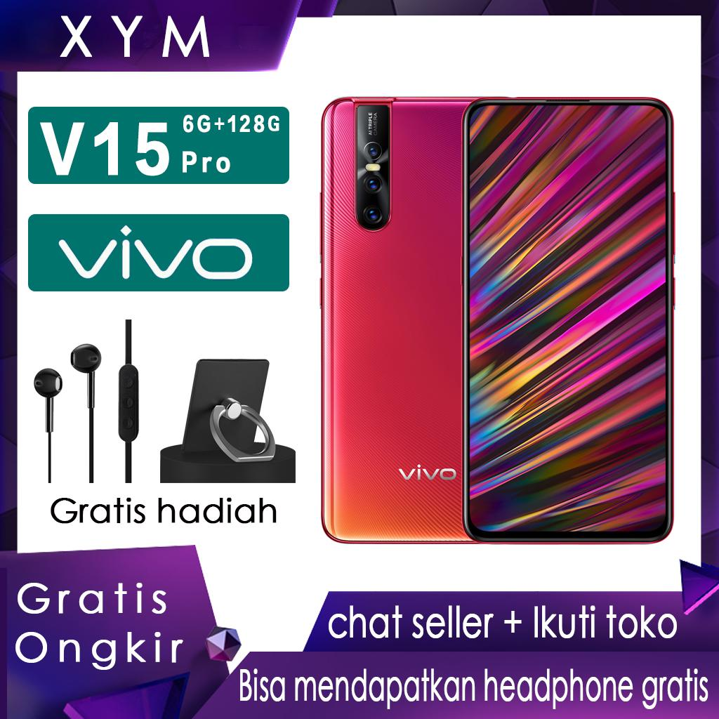 Vivo V15 Pro 6G/128G - Screen Touch ID,32MP Pop-Up Camera [Please Use The Voucher]