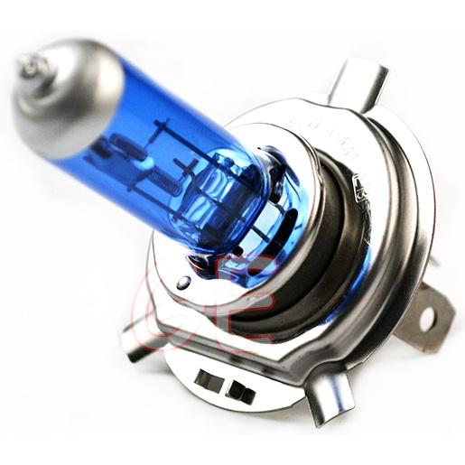 Lampu Mobil Depan H4 Xenon Halogen Super Terang Bohlam Headlight Headlamp 12 Volt Variasi 1 Pcs