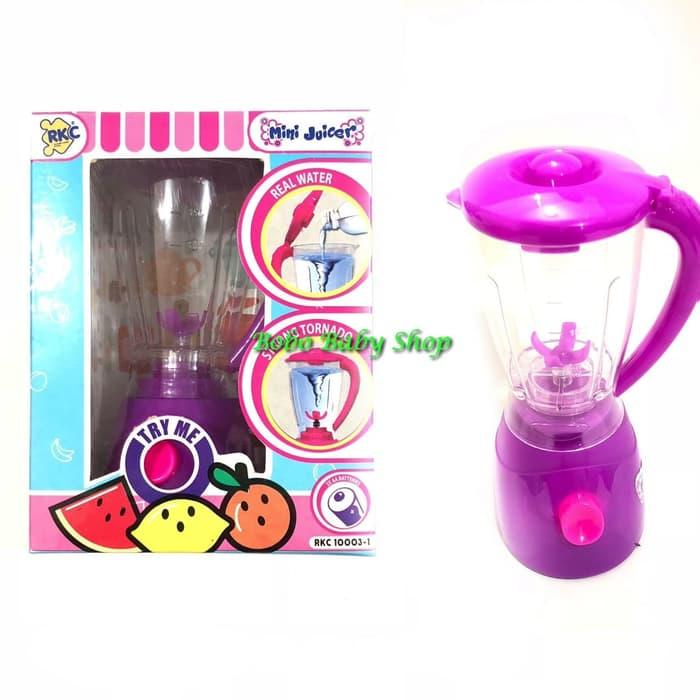 M144 Mainan Mini Blender / Mini Juicer Anak - 200ml / Masak / Dapur Terlaris