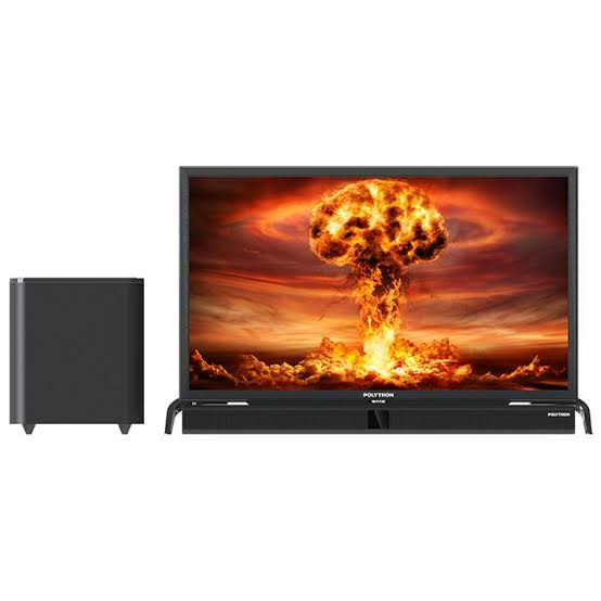 POLYTRON PLD32B1550 TV LED + Soundbar [32 Inch