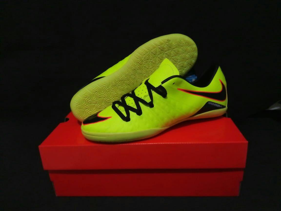 Sepatu futsal nike12 hypervenom terbaru berkualitas murah
