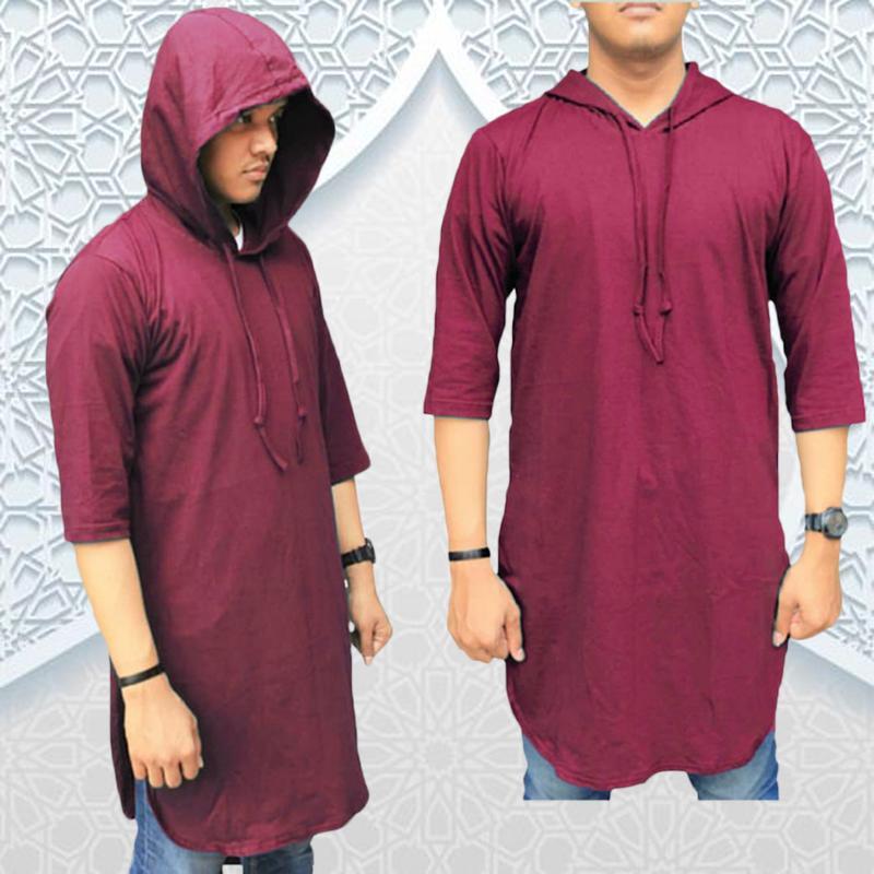 NEW Gamis Kaos Pria Pakistan Baju Muslim BEST SELLER