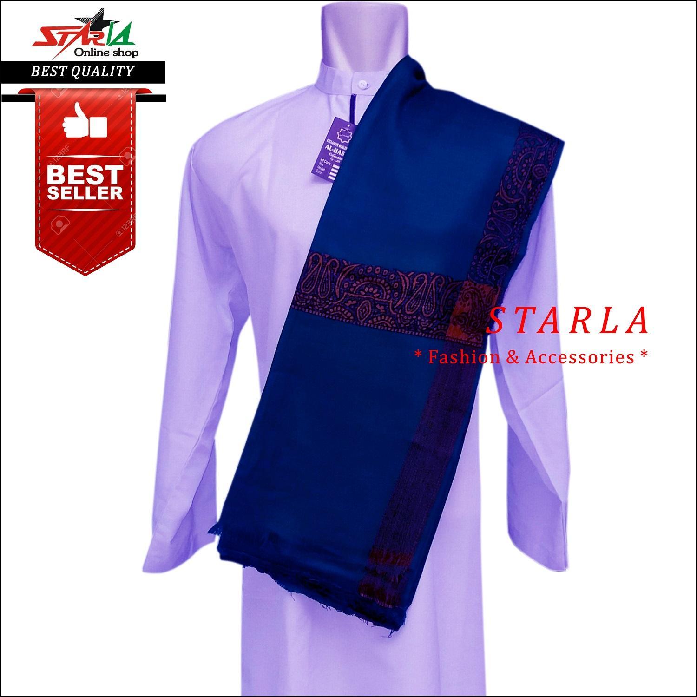 StarLa - Sorban Khasmiri tebal jumbo original import // Surban kasmiri kasmiri sarung peci songkok