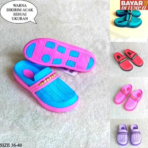 b1750ed990a Sepatu Wanita Sandal Sepatu Fashion Wanita Sendal Flip Flop Slop Slip On  Model Terbaru Murah