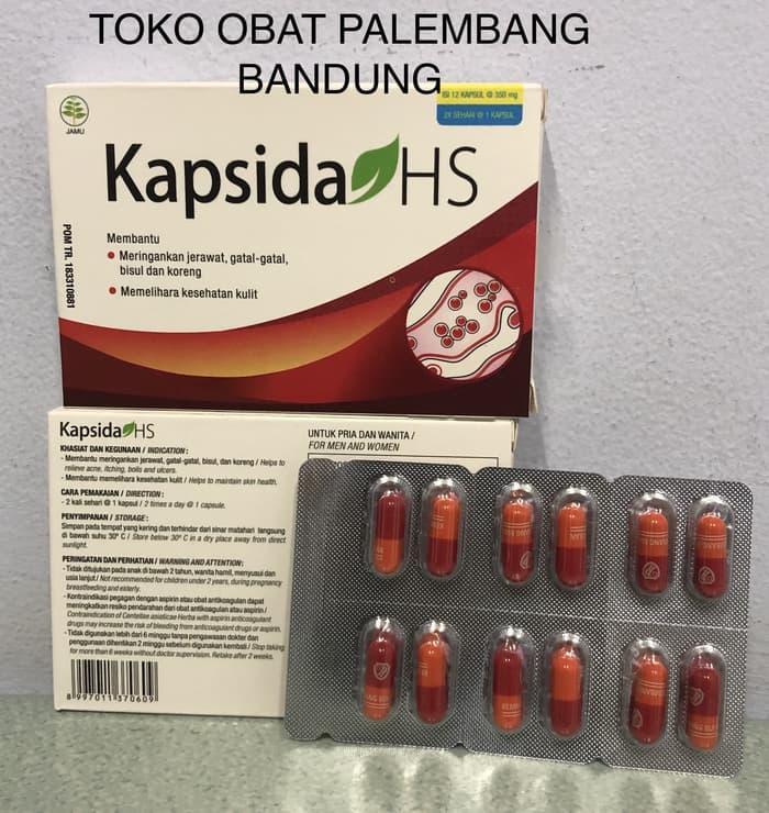 BAYAR DI TEMPAT - KAPSIDA HS KEMBANG BULAN 12 KAPSUL - FSZfFDTo