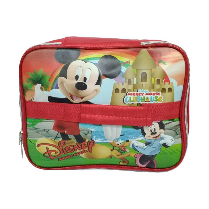 0930050040 Mickey Mouse Foil Lunch Bag Anak Tas Makan Anak By Tokobig.
