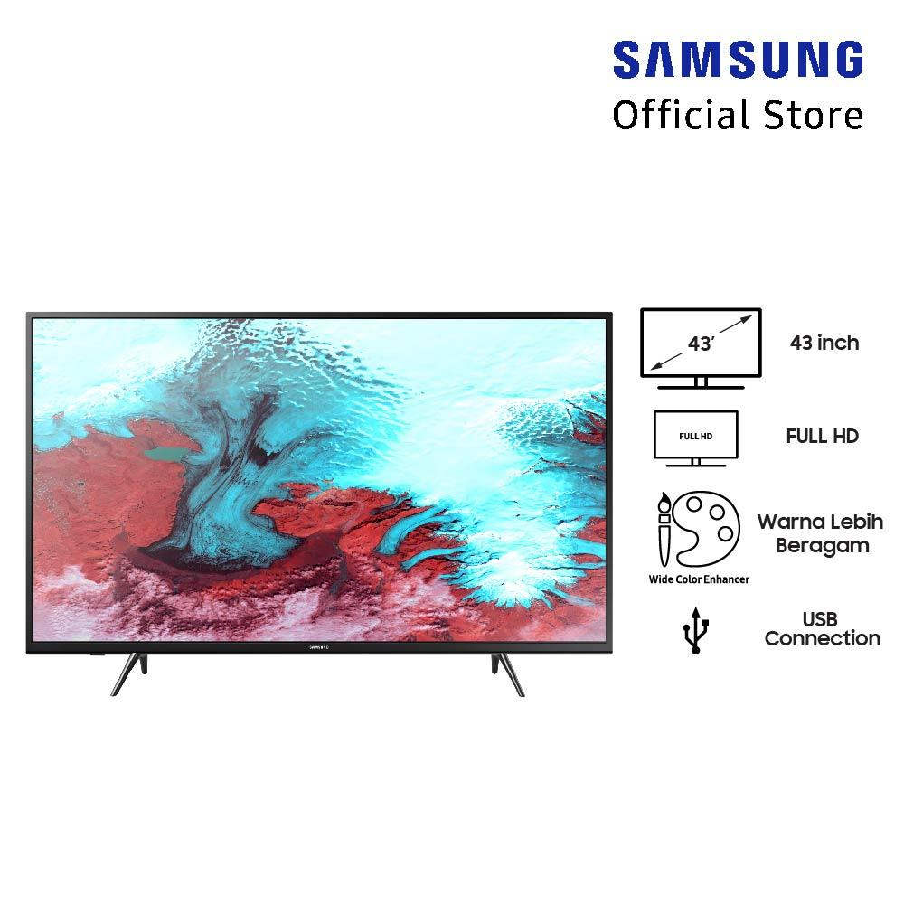 Samsung Full HD Smart TV 43