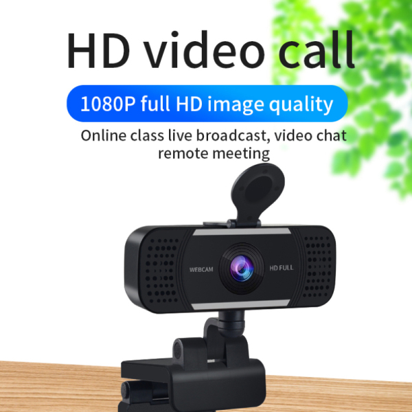 Forview3C【Fast Shipped】W18 Camera Computer 1080P USB Free Drive With Microphone 4K HD Camera for Live Conference