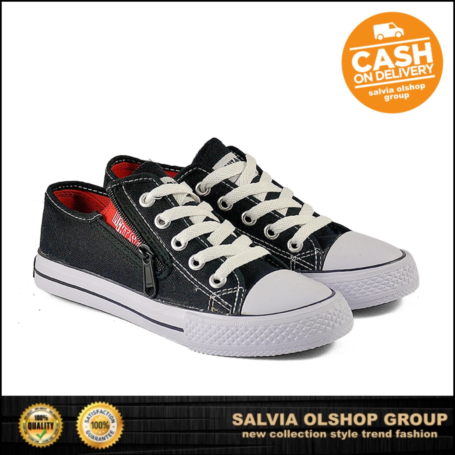 Java Sepatu Anak Laki Lucu Dan Modis Model Terbaru LST 105 - Hitam 82bfc96f8b