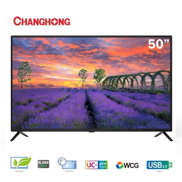 Ready   Changhong LED TV 50 L-50H2 FHD USB movie   Diskon 49%