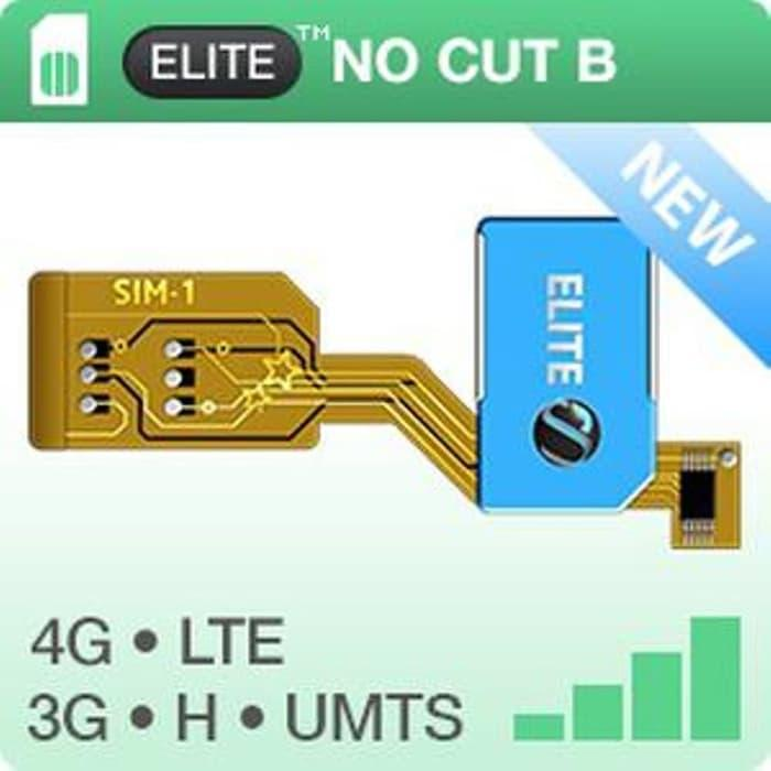 Magic-SIM NO CUT B Dual SIM Card Adapter for Smartphone CSP976