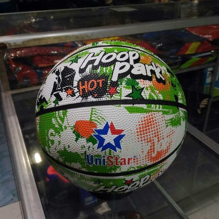 Paling Murah.. Bola Basket Unistar Corak Size 5 By Buana Poetika Mart.