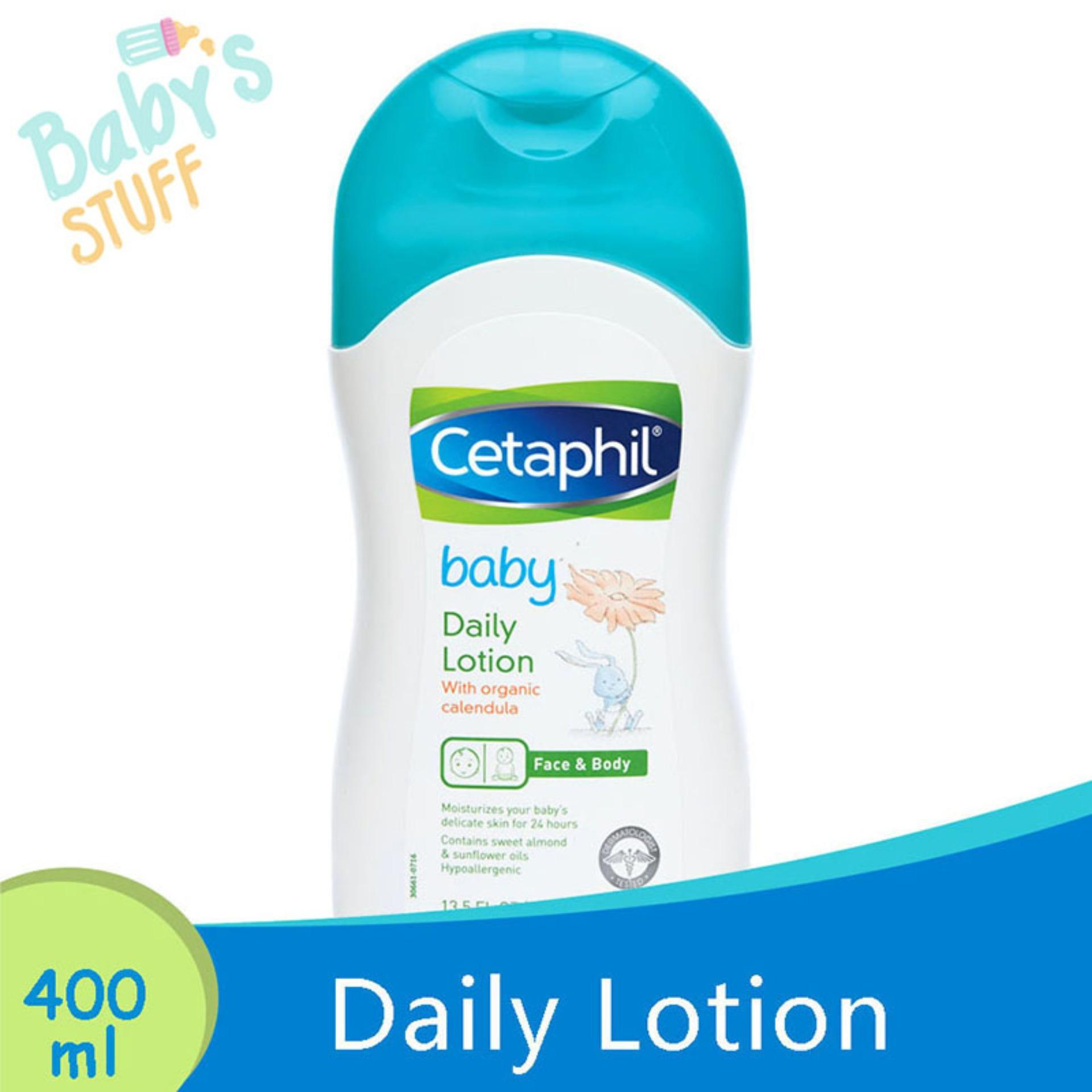 Cetaphil Baby Lotion 400 Ml - Losion Bayi By Babys Stuff.