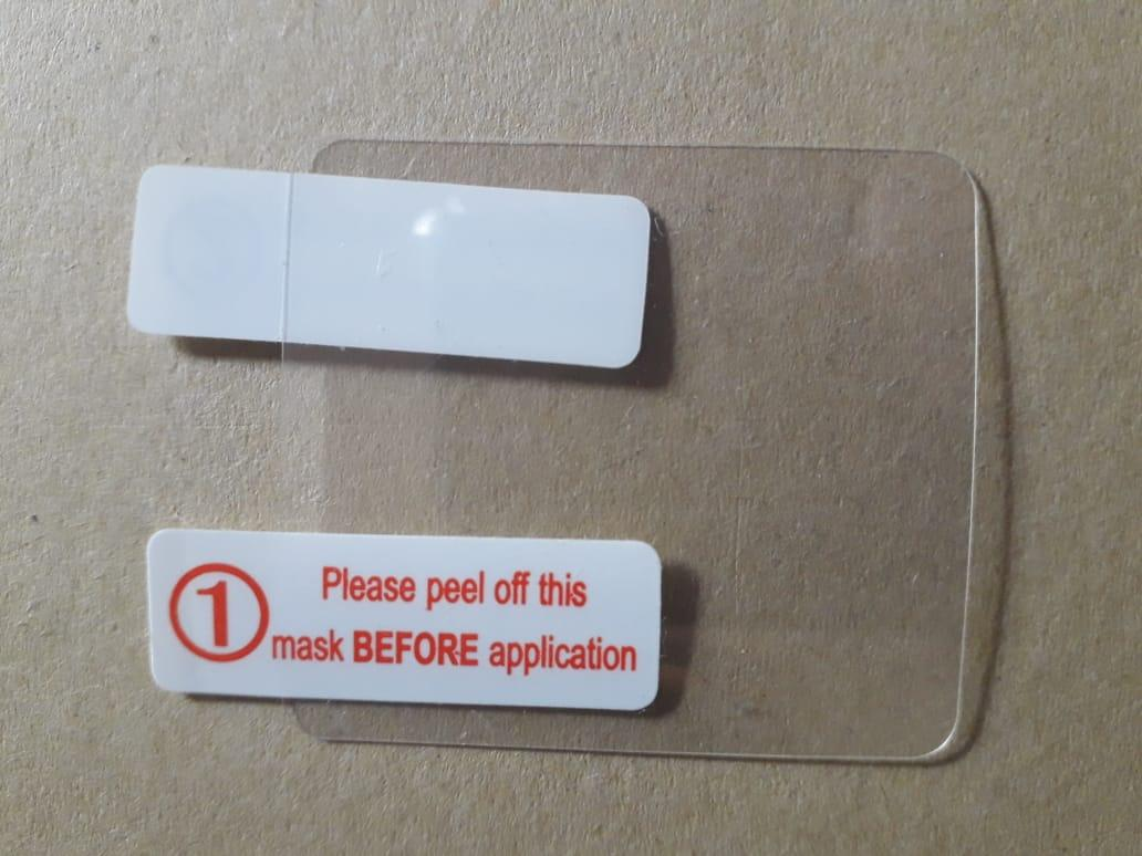 Anti Gores Pelindung Layar Smart Watch U10 / A1 By Berkah Shops.
