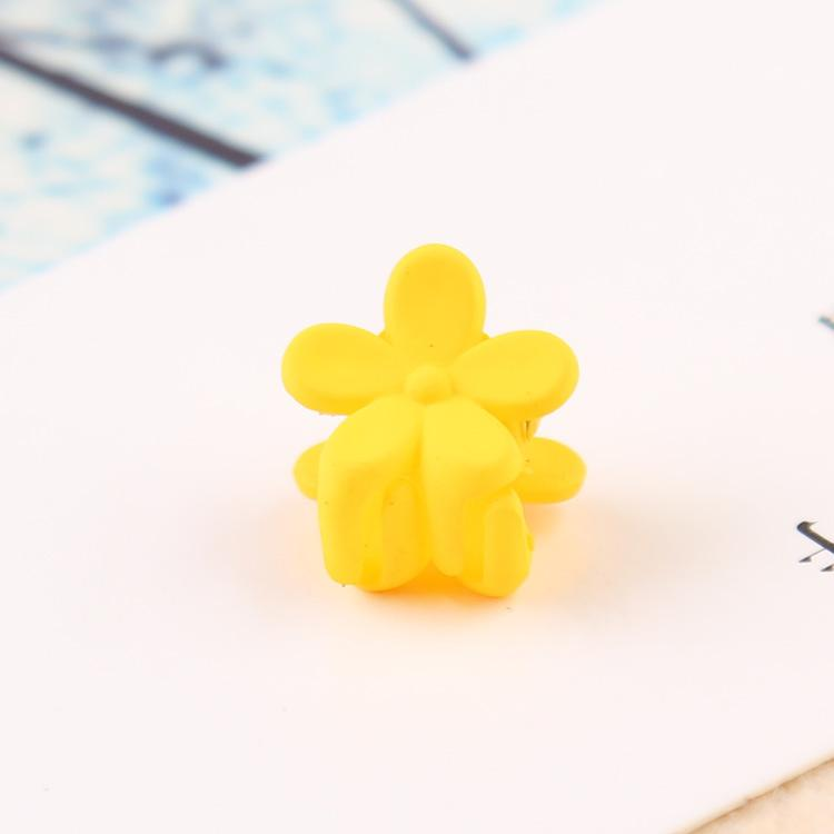 Giá bán 【Hpacces】 [[Cá Tuyết} {Miễn Phí Vận Chuyển] Hoa Hoa Mini Nổ Vuốt Tóc Kẹp Tóc Pin Dành Cho Bé Gái lựa Chọn Màu Sắc