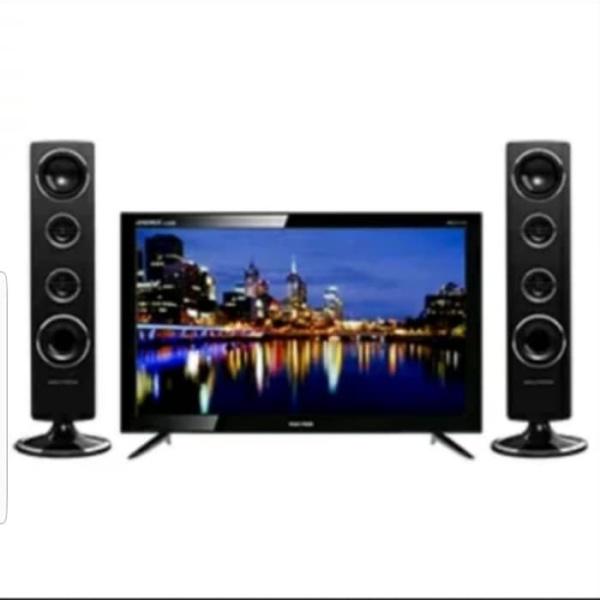 [GRATIS ONGKIR - SURABAYA] Miami Elektronik - LED TV Polytron 24inch Pld24t1850