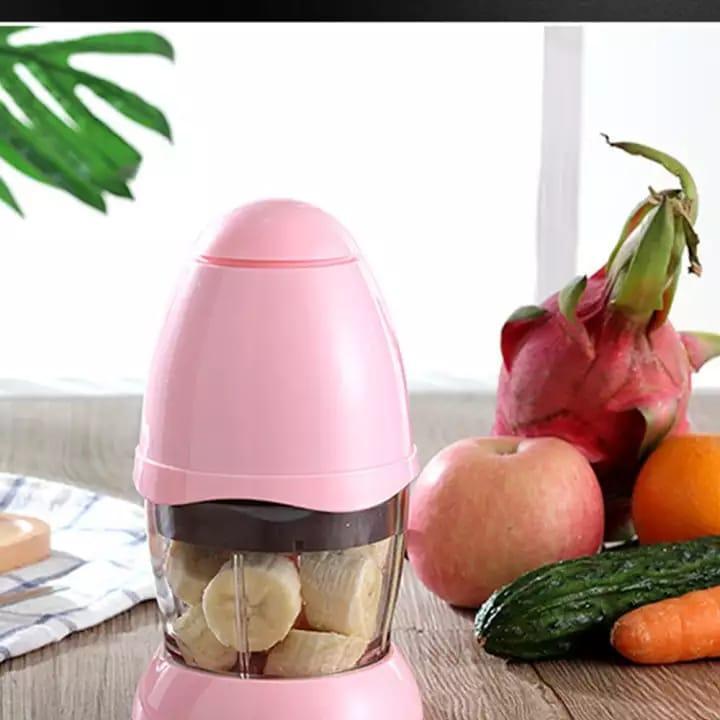 Blender Capsule Versi 3 - Pengolah Makanan / Bumbu Dapur