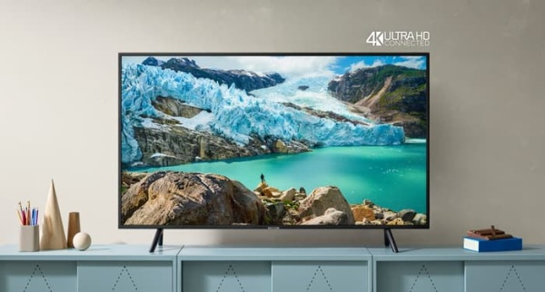Led Crystal UHD Smart Tv 50 Inch Samsung Type: 50TU8000 (Khusus Daerah Medan)