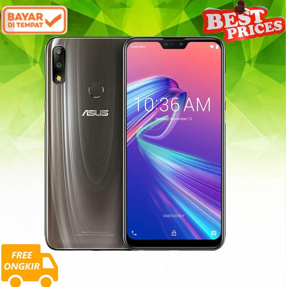 ASUS ZenFone Max Pro M2 ZB631KL Smartphone [64GB/4GB/Garansi Resmi] Free Ongkos Kirim