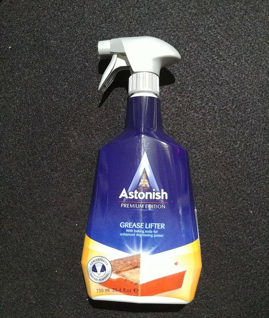 Astonish Grease Off Pembersih Noda Gosong Dapur 750ML