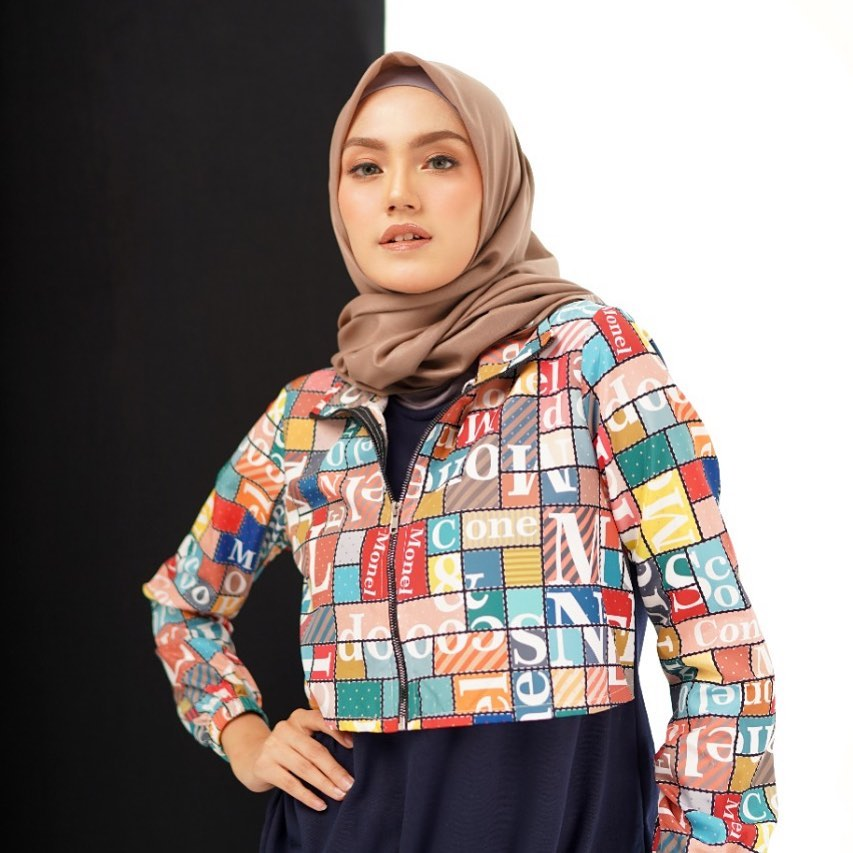 Double Crop Top By Monel Boutique Lazada Indonesia