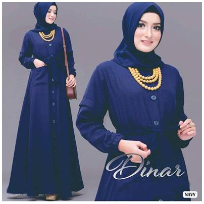 OT NDUDCOLL GAMIS DINAR Dress Muslimah / Hijab Muslim / Gamis Syari / Baju Muslim / Fashion Muslim / Dress Muslim / Fashion Maxi / Setelan Muslim / Atasan Muslimah / Kebaya Modern
