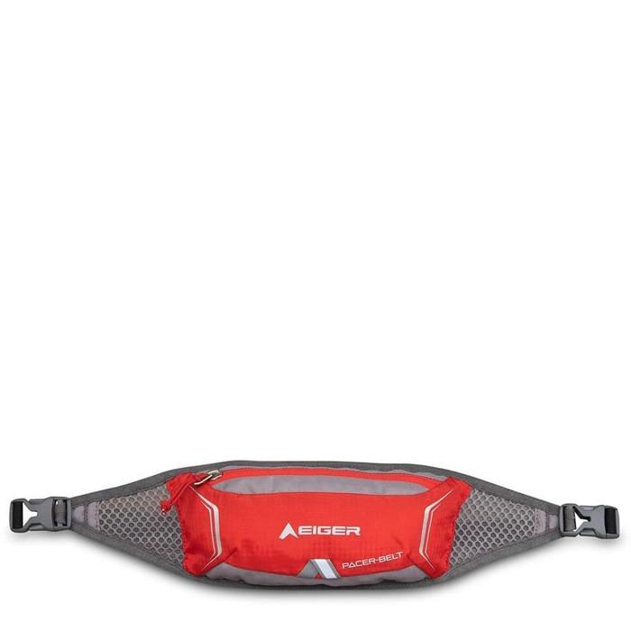 Tas Running Eiger Pacer Belt 1F Waist Bag - Red