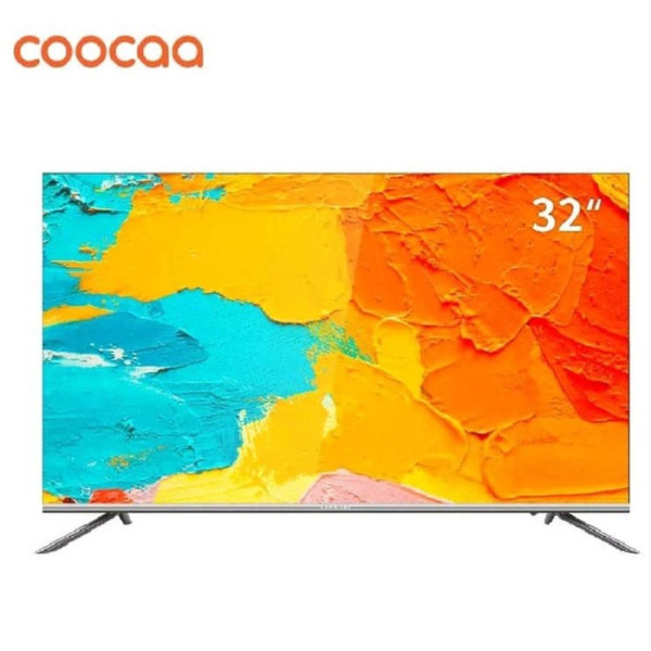 COOCAA LED TV SMART ANDROID 9.0 Netflik HDMI 32 inch 32S6G