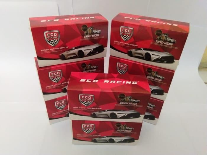 Eco Racing Mobil 1 Box Isi 10 Sachet (tablet) Penghemat Bbm 50% By Anindya.store.