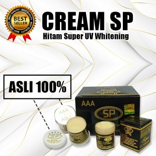 Cream SP Hitam Original AAA UV Whitening Thailand thumbnail