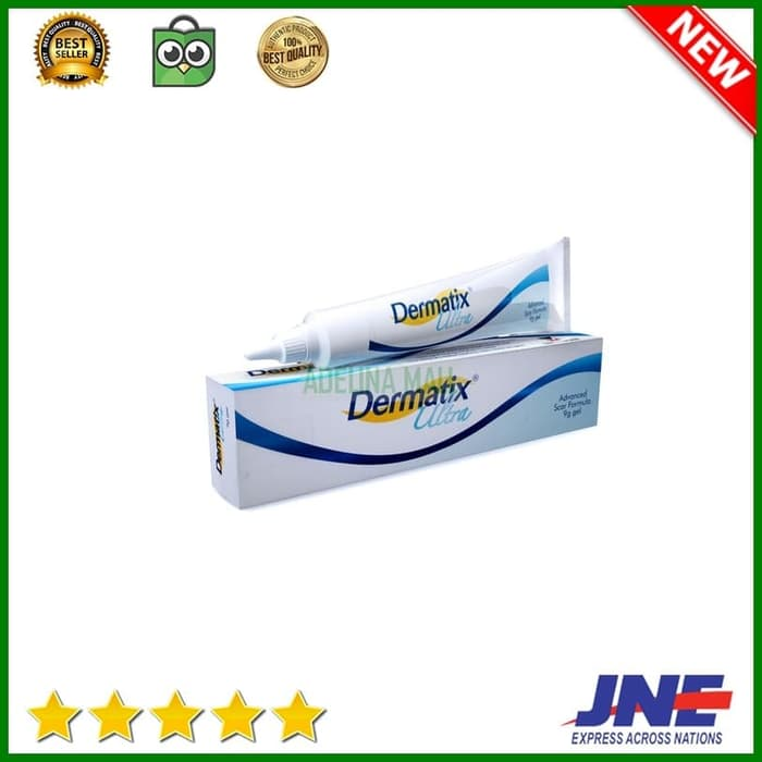 Dermatix Ultra Gel - Salep Dermatix 9Gr Original Penghilang Bekas Luka