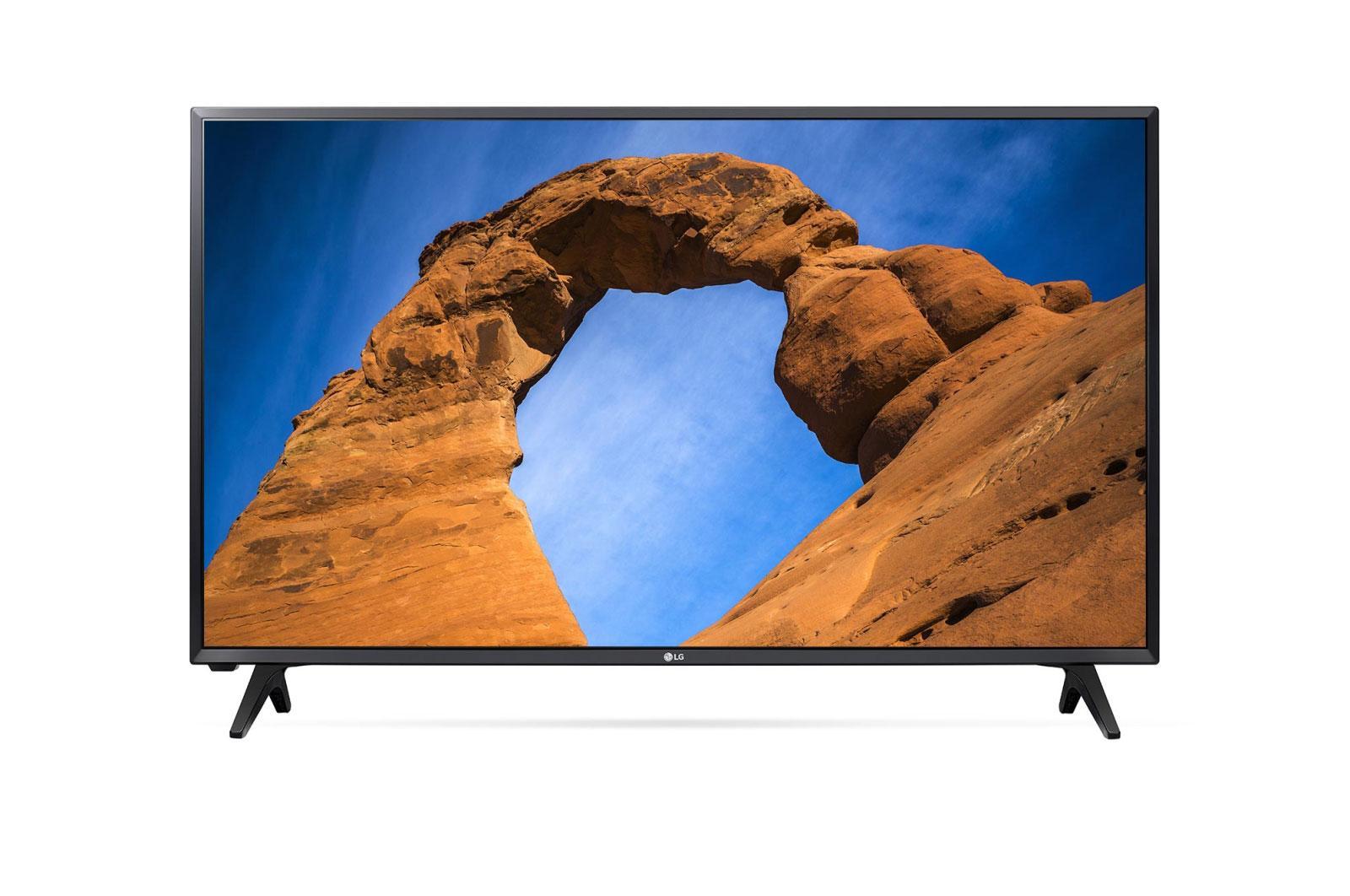 """LG Led Tv 43"""" 43LK5000 – Hitam - Khusus Jadetabek"""