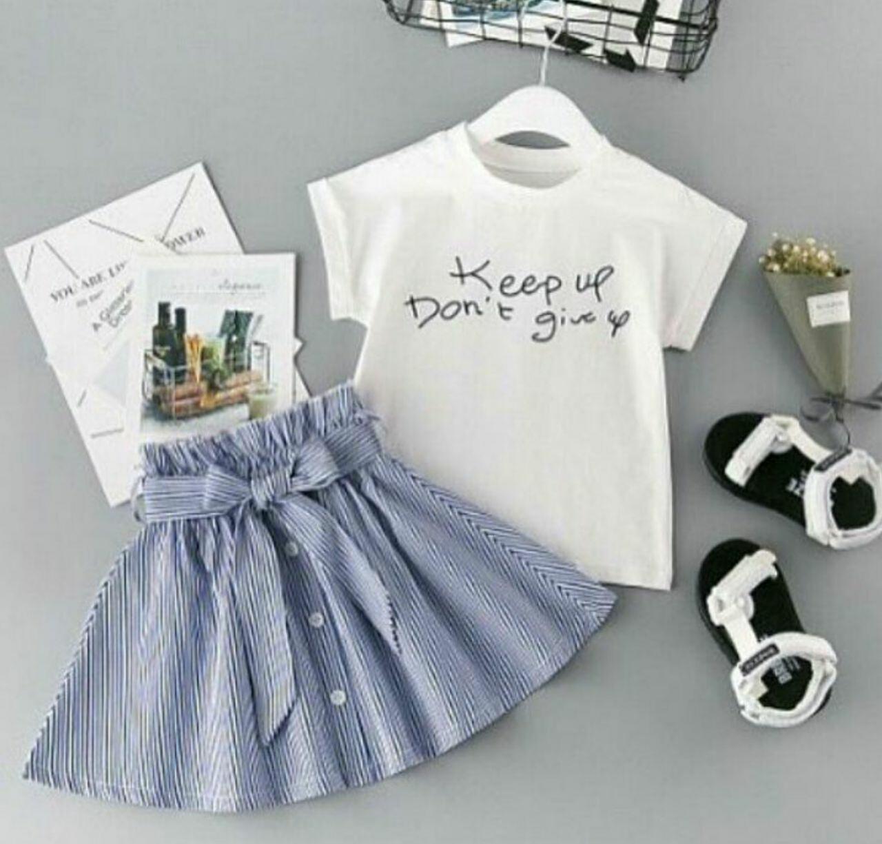 Desain Baju Anak Perempuan Terbaru