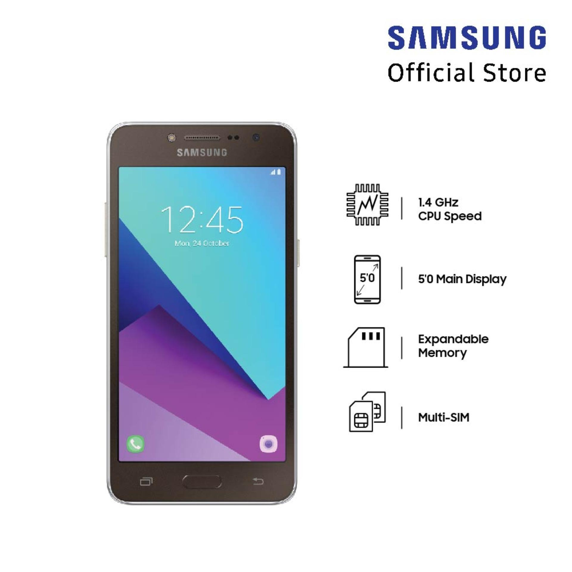 Samsung Galaxy J2 Prime Metalic Gold 1.5/8 GB