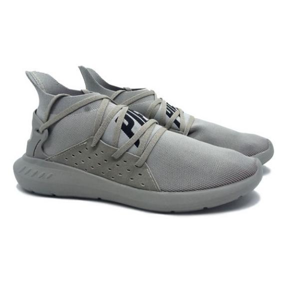 Piero Shadow Sepatu Olahraga Sneakers Pria-Khaki Black 13ea8fe2c1