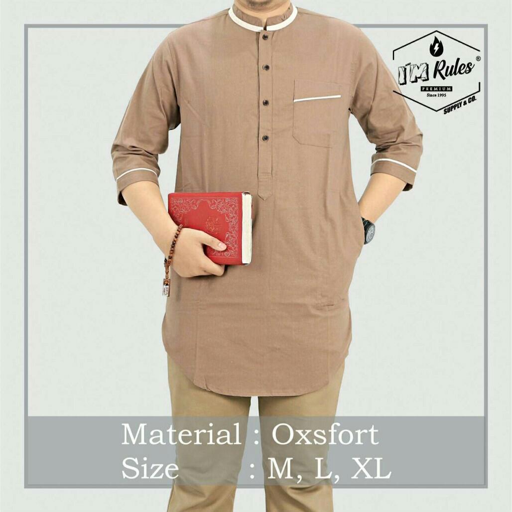 Jual Pakaian Baju Atasan Quarta Premium Pria Hj54 Good Qualitu By Hqshop.id.
