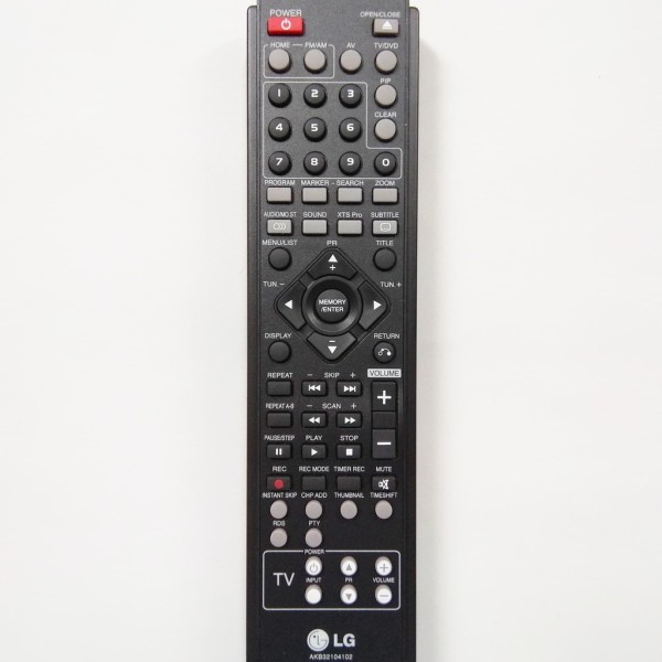 REMOT REMOTE DVD COMPO HOME THEATER LG AKB32104102 ORIGINAL TERLARIS TERMURAH