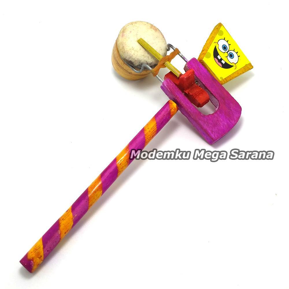 Mainan Tradisional Orog Kayu