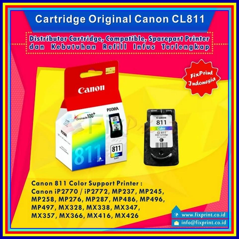 Cartridge Printer CANON IP2770 Mp237 Mp245 Mp258 Mp276 Mp287 Original