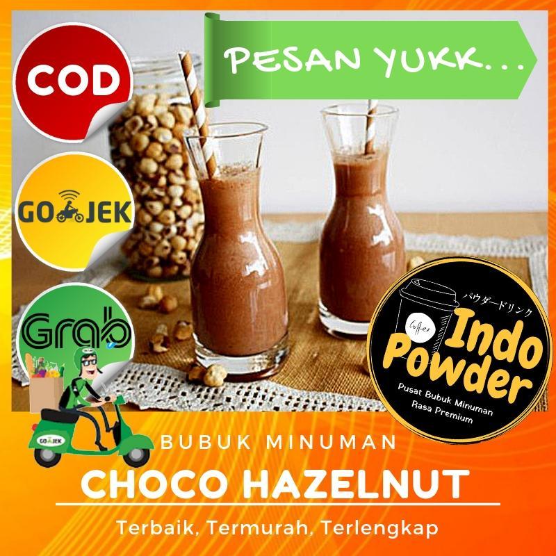 Choco Hazelnut 1 Kg / Bubuk Minuman rasa Coklat Hazelnut 1 Kg / Bubuk Minuman Coklat